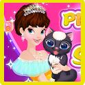Princess Pet Shop icon