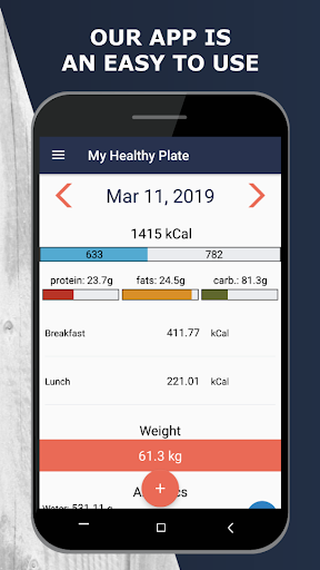 My Healthy Plate screenshot 3