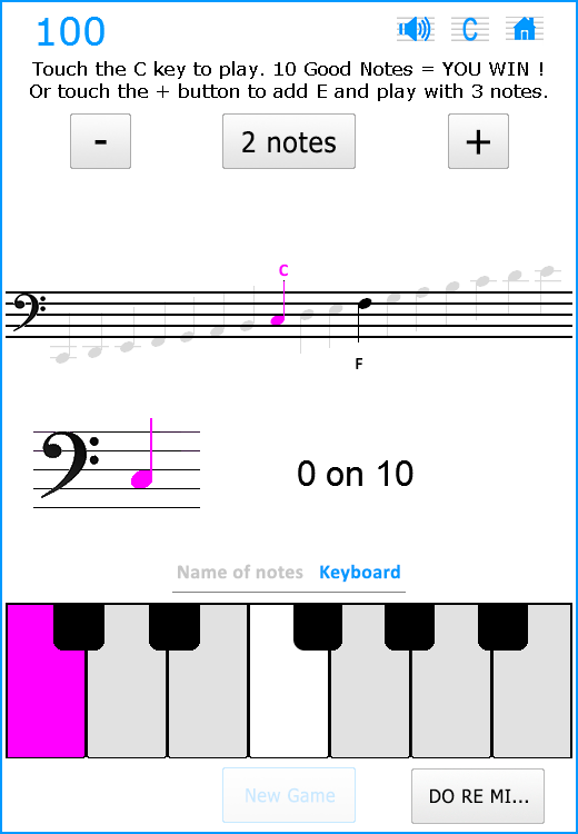 Read Music Notes HN- screenshot