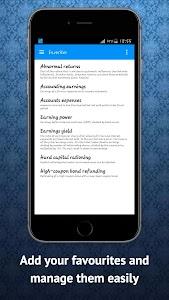 Anatomy Dictionary screenshot 8