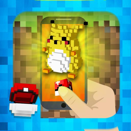 Pocket Pixelmon Worldcraft Go!
