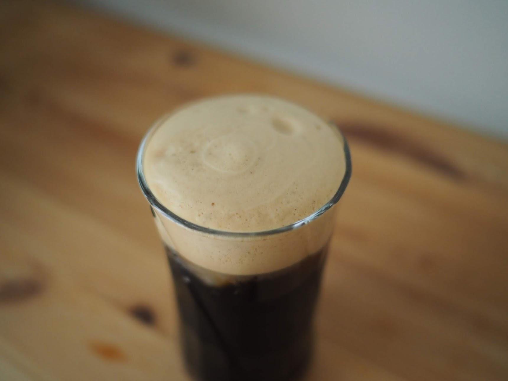 ドラフトコーヒーの作り方
