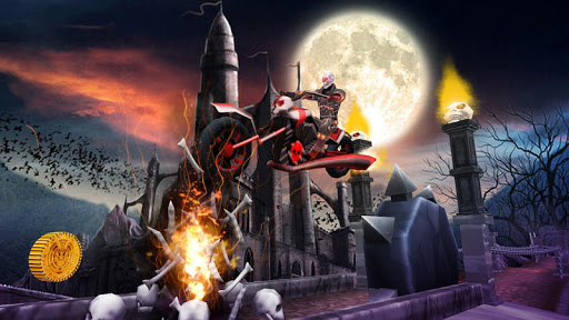 Ghost Ride 3D 3.4 screenshots 2