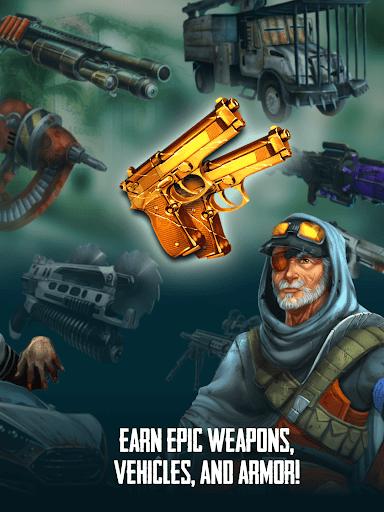 Zombie Slayer: Survival apkpoly screenshots 10