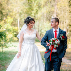 Wedding photographer Olga Tryapicyna (tryolga). Photo of 28.09.2017