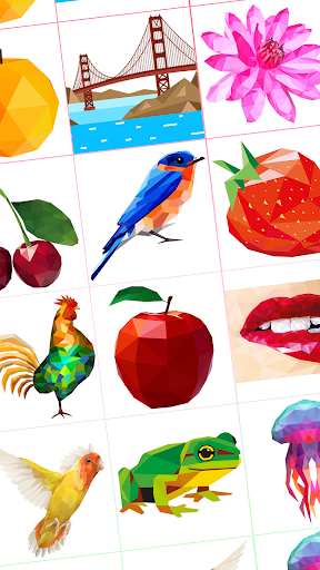Color by Number - Poly Art for PC