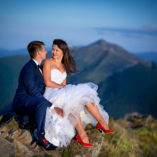 Wedding photographer Barbara Modras (modras). Photo of 06.09.2016