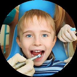 Pediatric Dental Cleanings