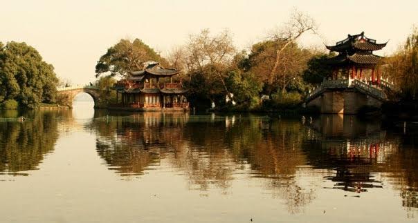 Paisagem Cultural do Lago do Oeste de Hangzhou