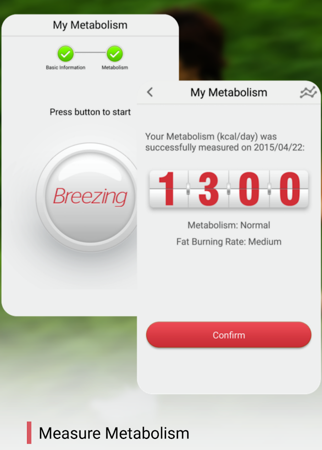 Breezing- screenshot