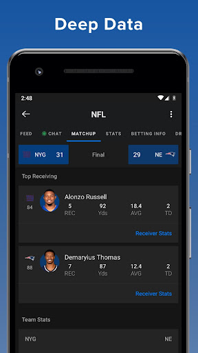 ScoreMobile for Android screenshot 3