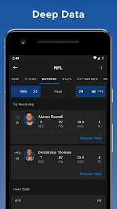 theScore: Live Sports Scores, News, Stats & Videos (MOD, Ad-Free, Unlocked) v20.13.1 3