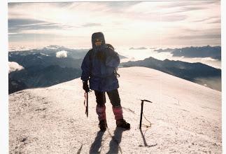 Photo: Cim del Mont Blanc