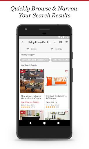 Overstock – Home Decor, Furniture Shopping Screenshot