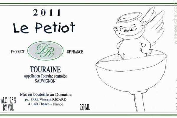 Logo for Le Petiot Sauvignon Blanc