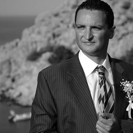 Wedding photographer Michael Vogiatzis (vog1). Photo of 01.04.2017