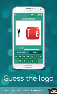 Logo Quiz: Guess logo - Brand - náhled