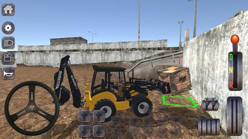 Excavator Simulator Backhoe Loader Dozer Game 1.5 screenshots 12
