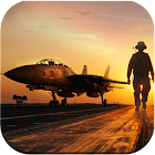 Real Modern Air Warfare 3D Tank Jet Fighter Strike icon
