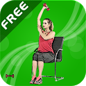 Ladies' Arm Workout FREE icon