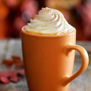 ~Homemade Pumpkin Spice Latte~