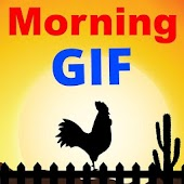 Good Morning GIF for WhatsApp