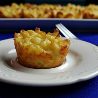 Itty Bitty Mac and Cheese Bites Recipe