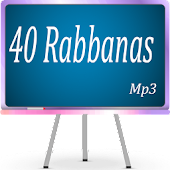 40 Rabbanas Mp3 Quran