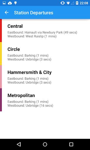 London Tube Live Pro screenshot 6