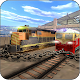 Futuristic Chained Train 3D : Xtreme Racing Rivals