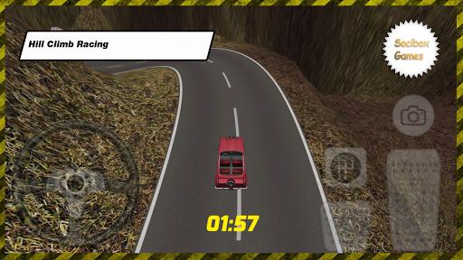 Roadster Hill Climb Racing
