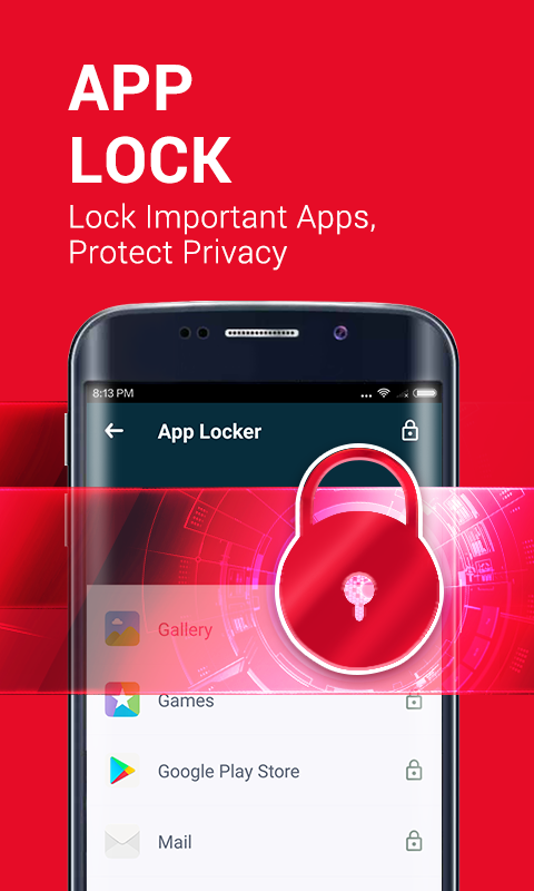 Power Security-Anti Virus, Phone Cleaner Screenshot 3
