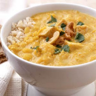 Curried Squash Bisque