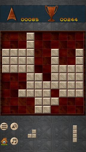 Wooden Block Puzzle Game - Tournament Edition apktreat screenshots 2