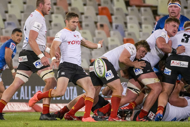 Tian Toyota Cheetahs were campaigning in the PRO14 last season.
