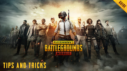 Guide for PUBG apk 4