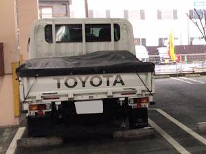 ダイナトラックのカスタム事例画像 Prost0517さんの2021年01月19日13:16の投稿