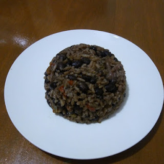 Moros (Cuban-style Black Beans and Rice).