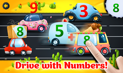 Numbers for Toddlers and Kids- screenshot thumbnail