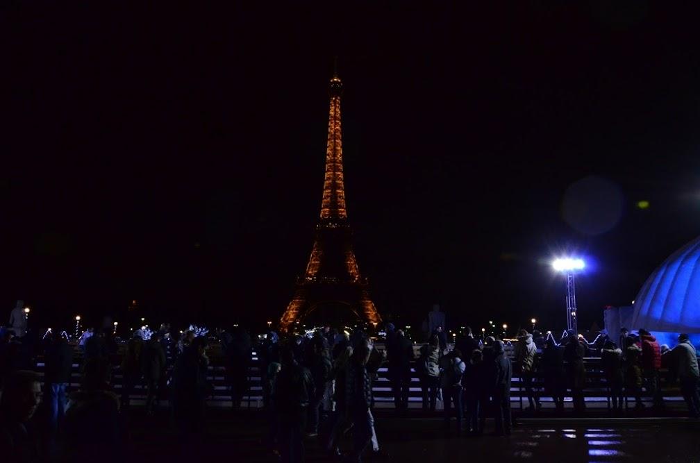 Cảm nhận một chuyến đi: Từ Paris đến Bruxelles