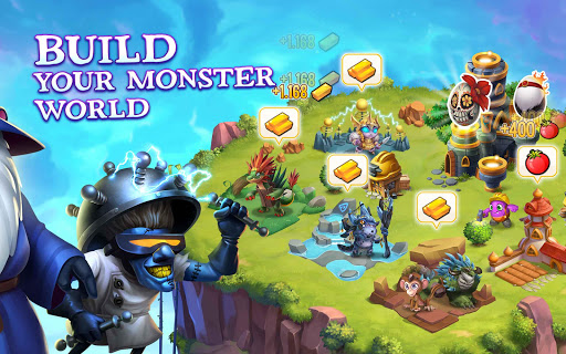 Monster Legends screenshots 11