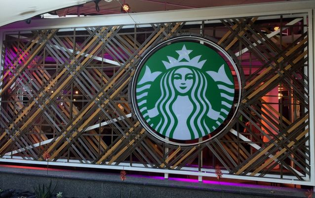 Starbucks. Picture TMG ENTERTAINMENT