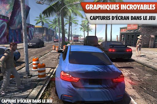 Racing Horizon:Course sans fin APK MOD screenshots 1