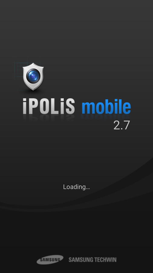 iPOLiS mobile- screenshot