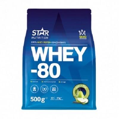 Star Nutrition Whey-80 500g - Vanilla Pear