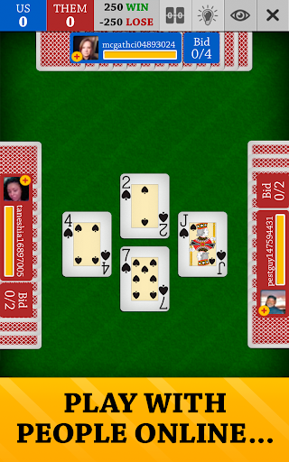 Spades Free: Card Game Online and Offline 3.0.15 screenshots 2