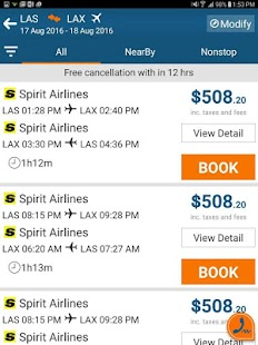 Smartfares android apps on google play for Cheap spirit airline tickets