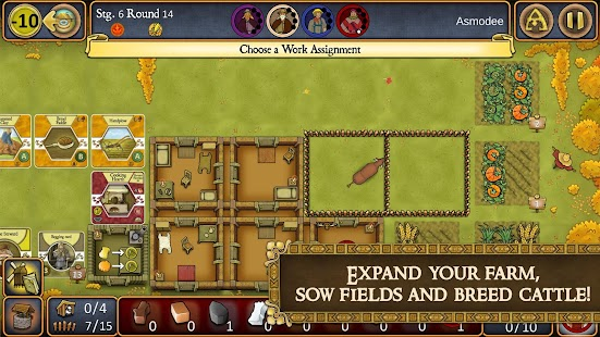 Agricola Revised Edition - Farming & Strategy Screenshot