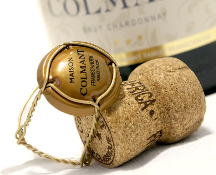 Colmant cork closure