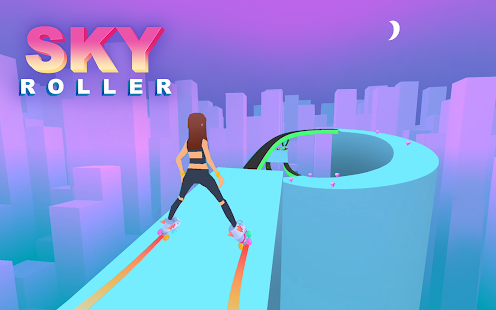 Sky Roller Screenshot